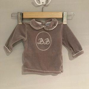 🦊5/$15 DPAM BÉBÉ Sweatshirt Size 1 M